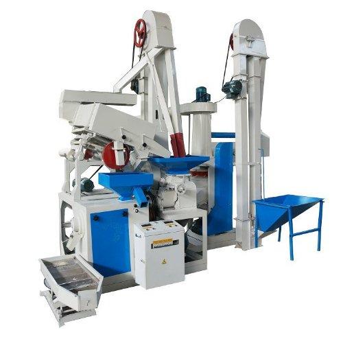mini rice mill unit